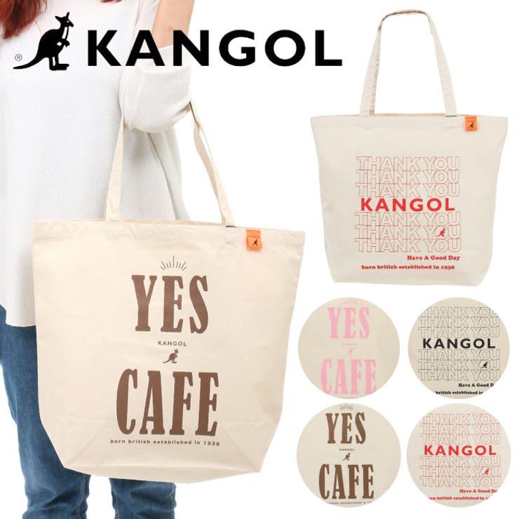 KANGOL カンゴール キャンバス   pinksugar   詳細画像1