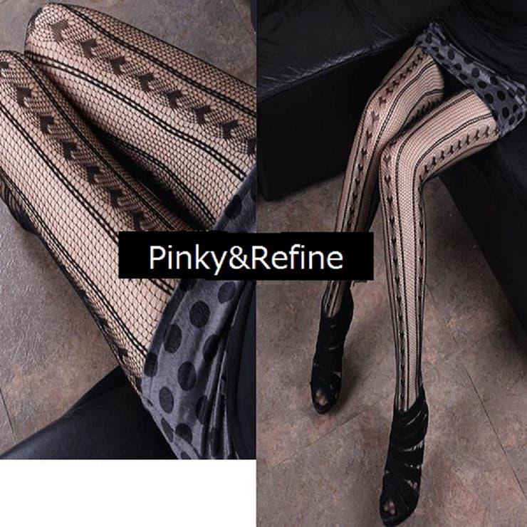 Pinky&Refineのインナー・下着/タイツ・ストッキング | 詳細画像