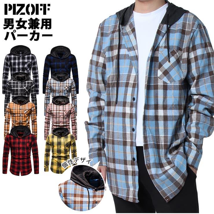 ピゾフ メンズ シャツ | PIZOFF | 詳細画像1