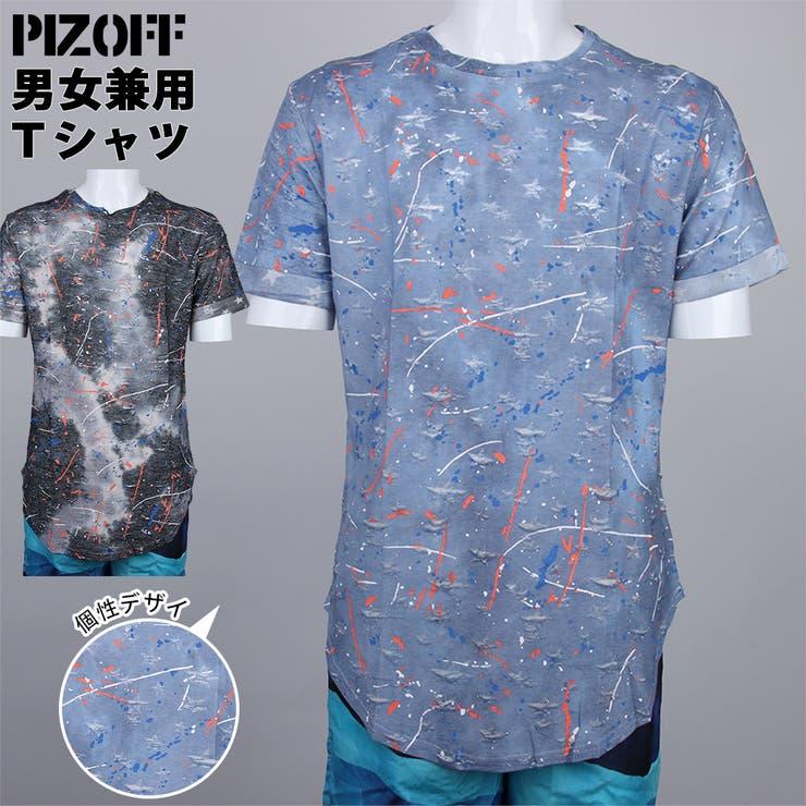 ピゾフ 半袖 Tシャツ | PIZOFF | 詳細画像1