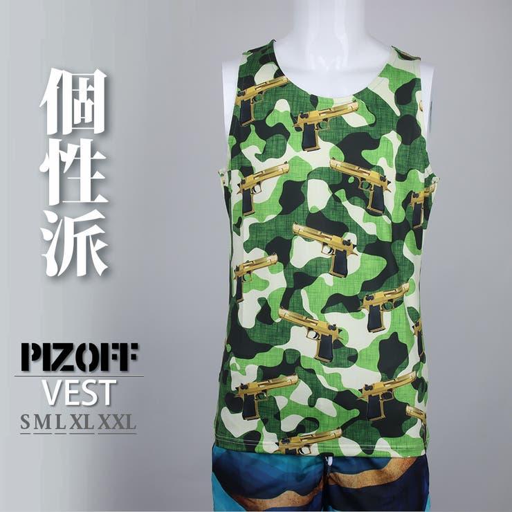 PIZOFF ピゾフ メンズ | PIZOFF | 詳細画像1