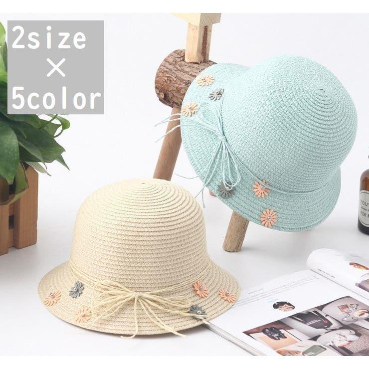 PlusNaoの帽子/麦わら帽子・ストローハット・カンカン帽 | 詳細画像