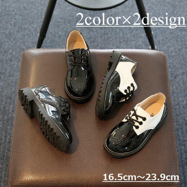 子供靴 キッズ ジュニア | PlusNao | 詳細画像1