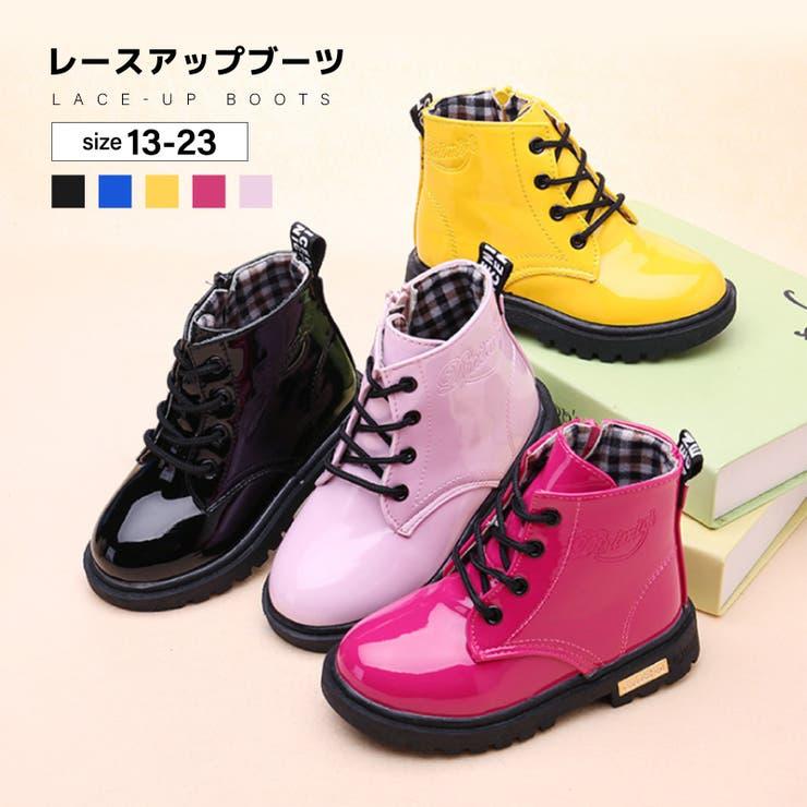 ブーツ 子供用ブーツ キッズブーツ   PlusNao   詳細画像1