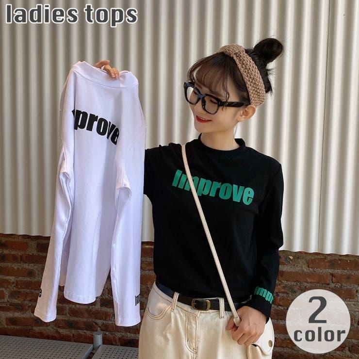 PlusNaoのトップス/Tシャツ   詳細画像