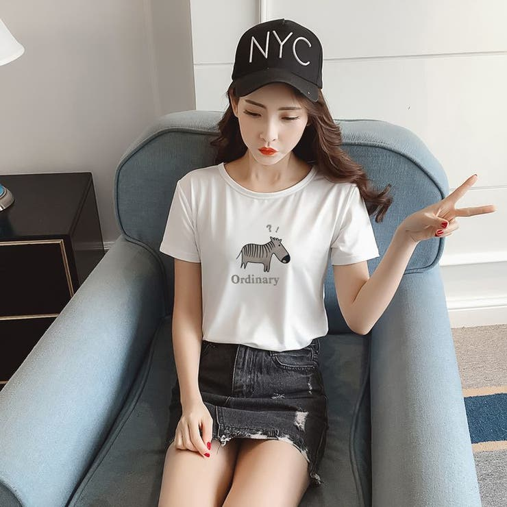 Tシャツ レディース 大きいサイズ有 | PlusNao | 詳細画像1