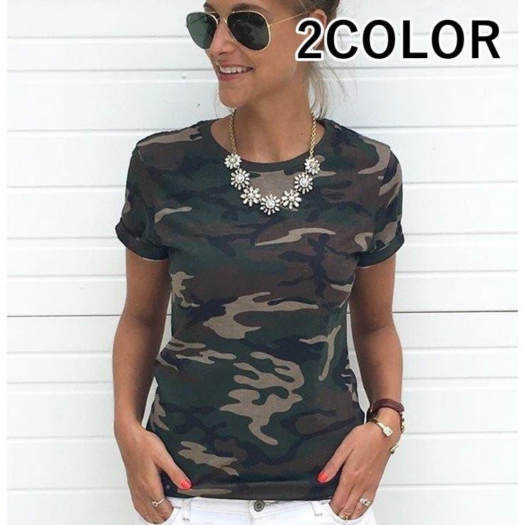 半袖Tシャツ カットソー レディース | PlusNao | 詳細画像1