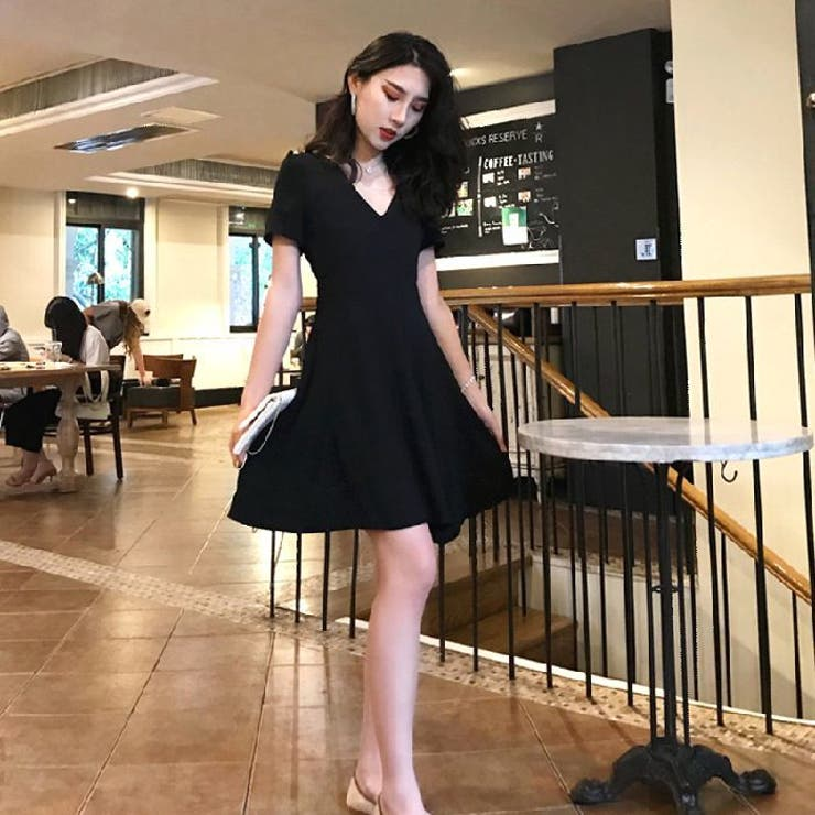 半袖ワンピース レディース 婦人服 | PlusNao | 詳細画像1