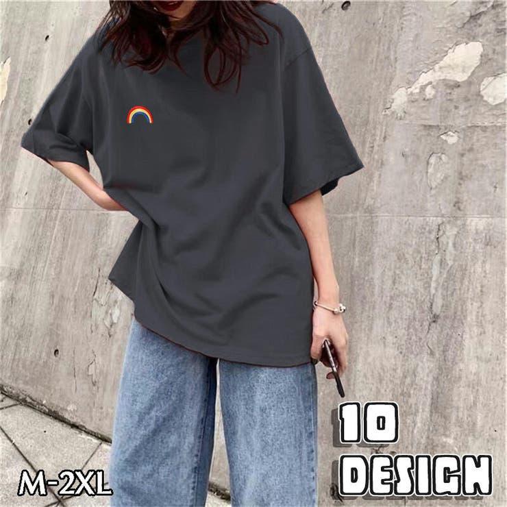 Tシャツ 半袖 レディース | PlusNao | 詳細画像1