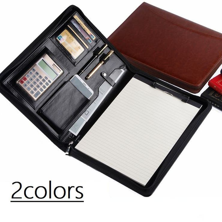 クリップボード 多機能ポケット A4 | PlusNao | 詳細画像1
