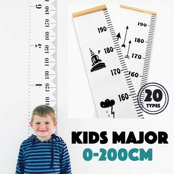身長計 壁掛けタイプ 身長測定   PlusNao   詳細画像1
