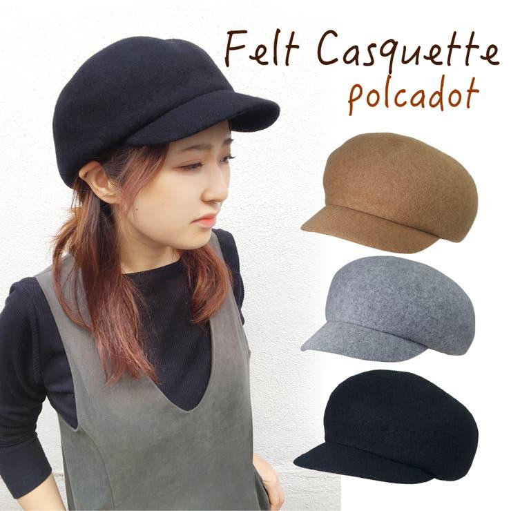 Felt Casquette フェルト | FADEN | 詳細画像1