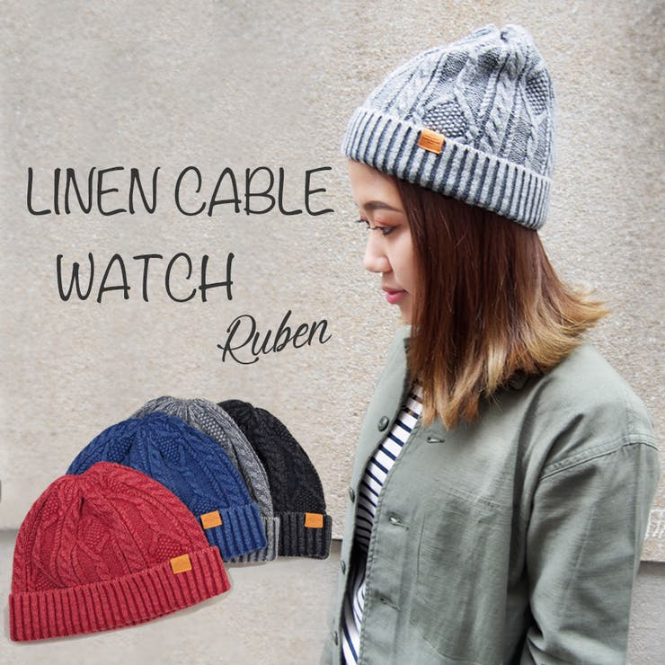 LINEN CABLE WATCH   FADEN   詳細画像1