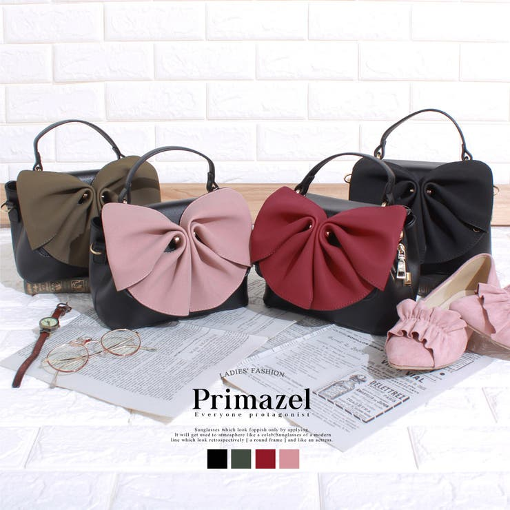 Primazel のバッグ・鞄/ハンドバッグ | 詳細画像
