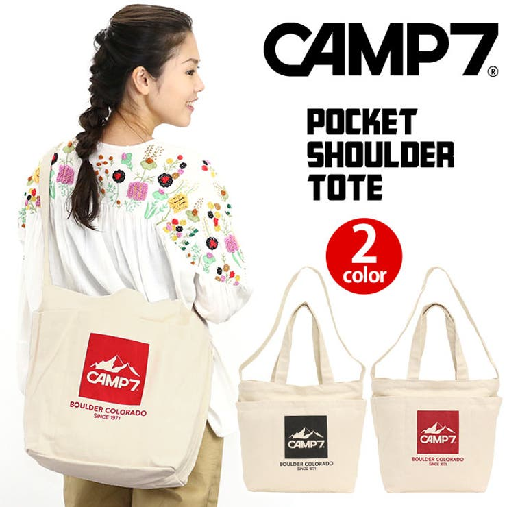 CAMP7 キャンプセブン トートバッグ | Bellezza | 詳細画像1
