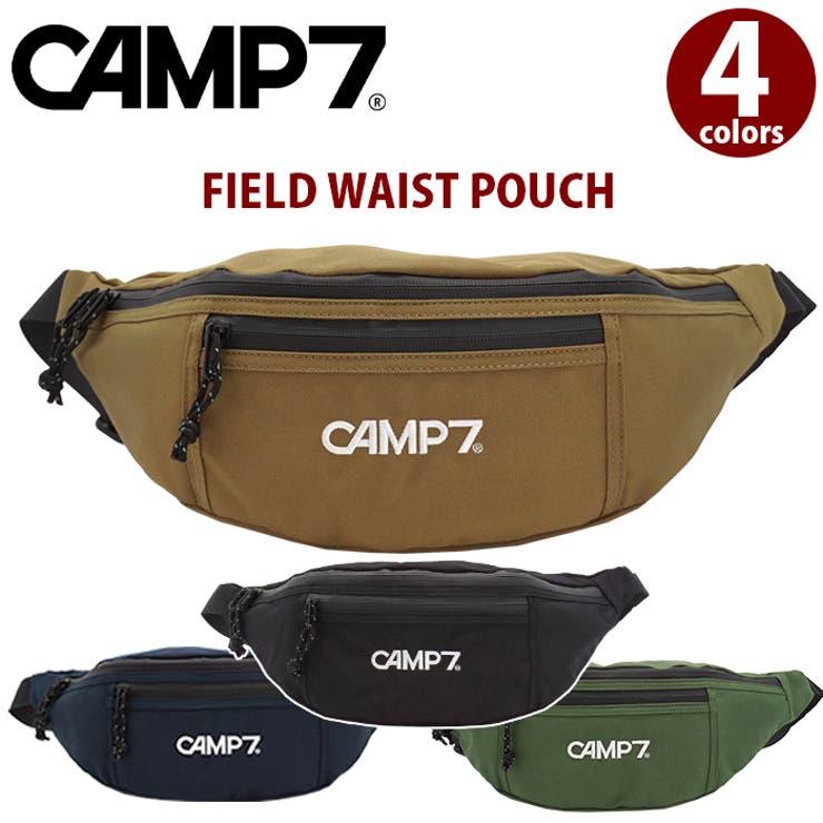 CAMP7 ウエストバッグ スタンダード | Bellezza | 詳細画像1