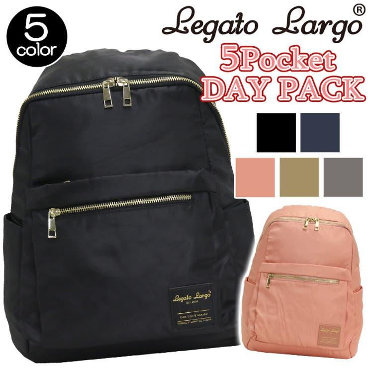 リュック LegatoLargo レガートラルゴ | Bellezza | 詳細画像1