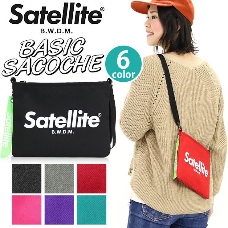 サコッシュ サテライト Satellite | Bellezza | 詳細画像1