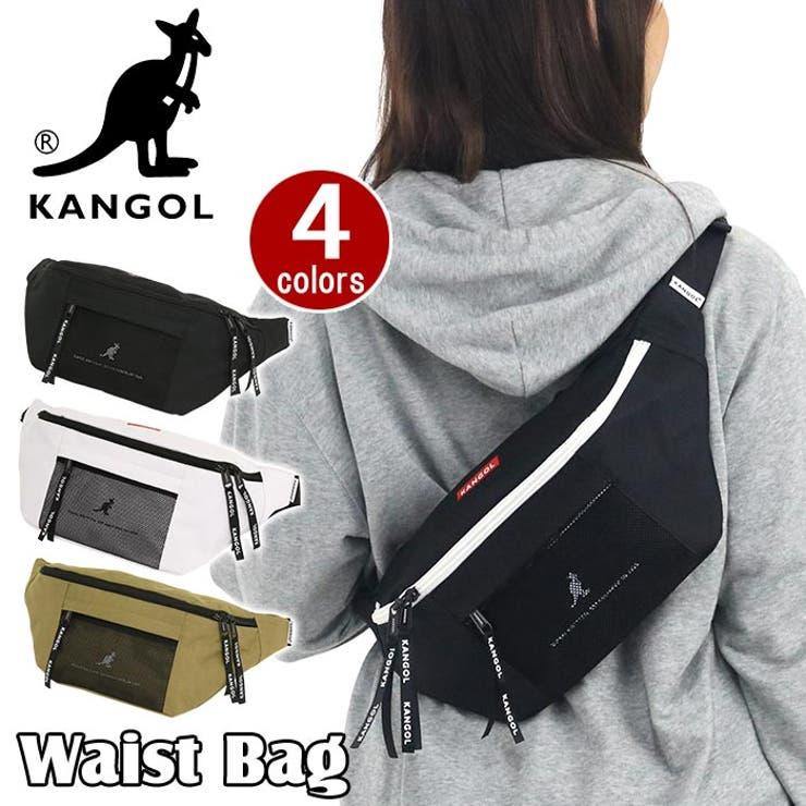 ボディバッグ カンゴール KANGOL | Bellezza | 詳細画像1