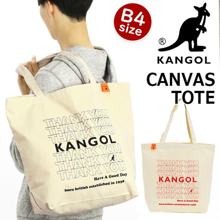 トートバッグ KANGOL カンゴール | Bellezza | 詳細画像1