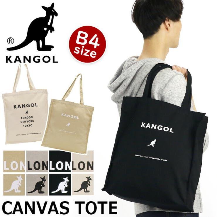 トートバッグ KANGOL カンゴール   Bellezza   詳細画像1