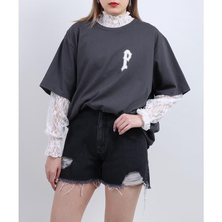 デビルビッグTシャツ | PUNYUS  | 詳細画像1