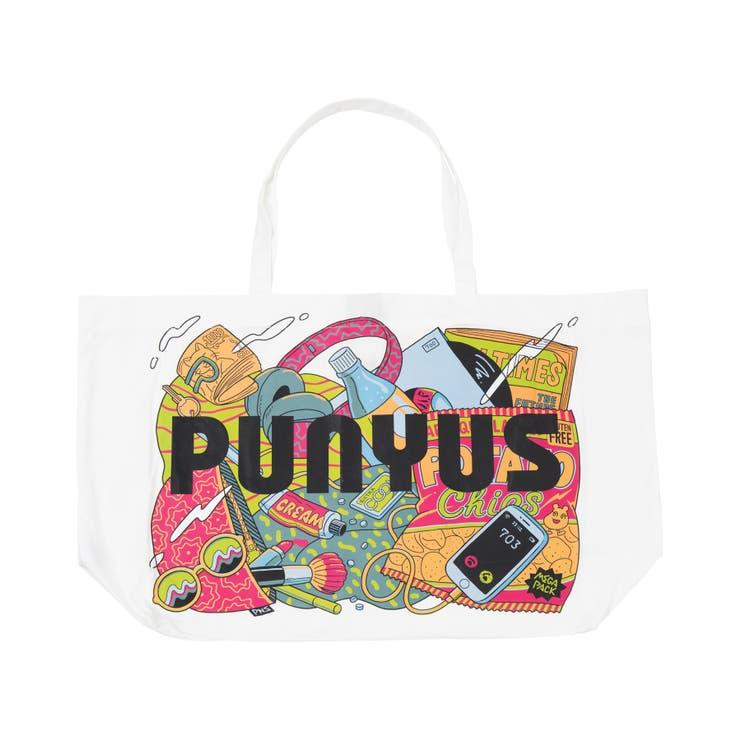 ビッグショッパートート | PUNYUS  | 詳細画像1