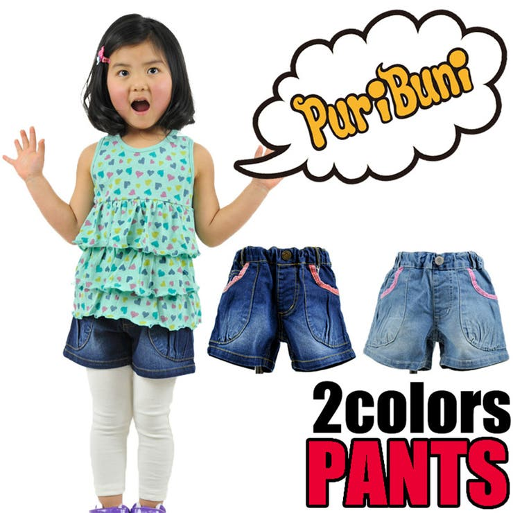 PuriBuni のパンツ・ズボン/ショートパンツ   詳細画像