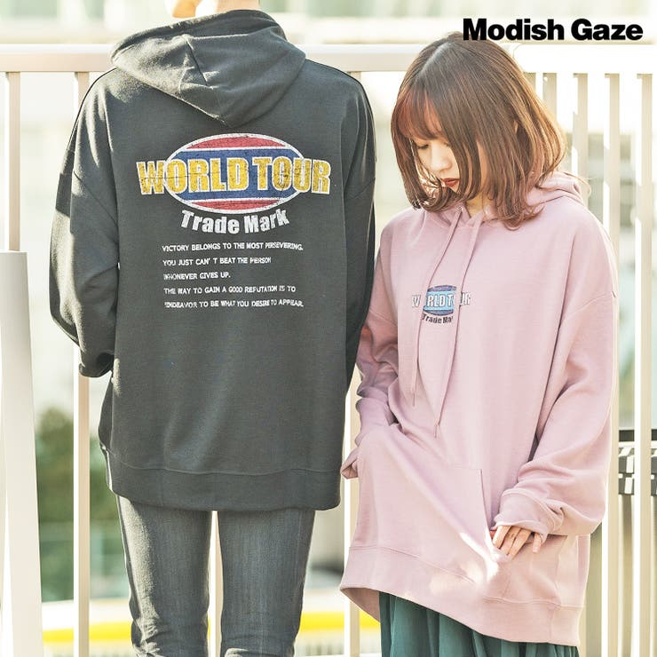 MODISH GAZEのトップス/パーカー   詳細画像