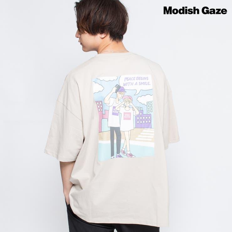 MODISH GAZEのトップス/Tシャツ   詳細画像