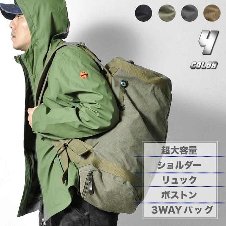 RAiseNsE のバッグ・鞄/ドラムバッグ | 詳細画像