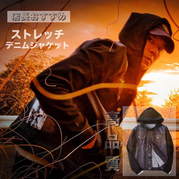 RAiseNsE のアウター(コート・ジャケットなど)/デニムジャケット | 詳細画像