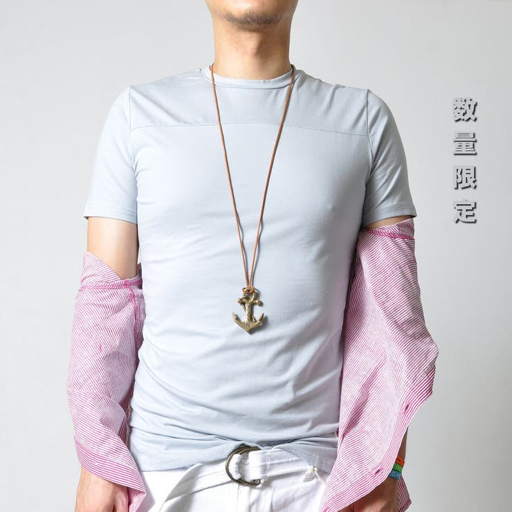 ロング丈 半袖 Tシャツ | RAiseNsE  | 詳細画像1