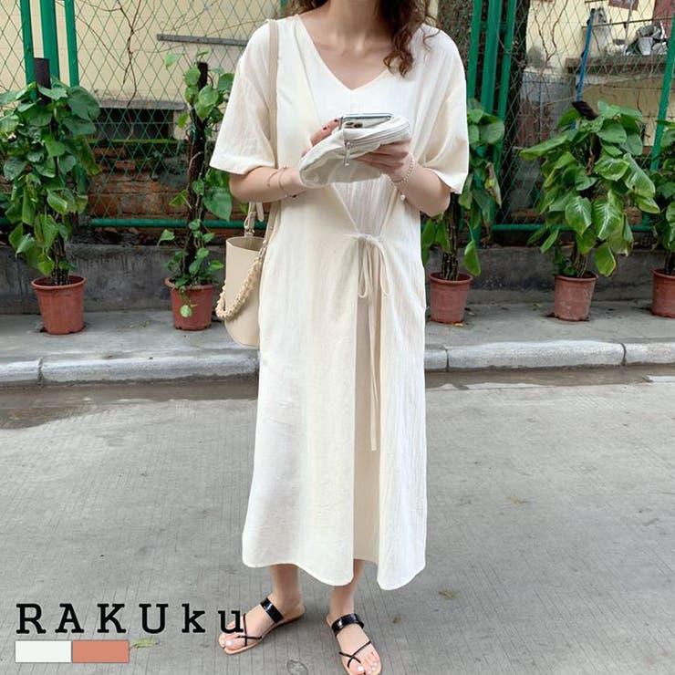 RAKUkuのワンピース・ドレス/ワンピース   詳細画像
