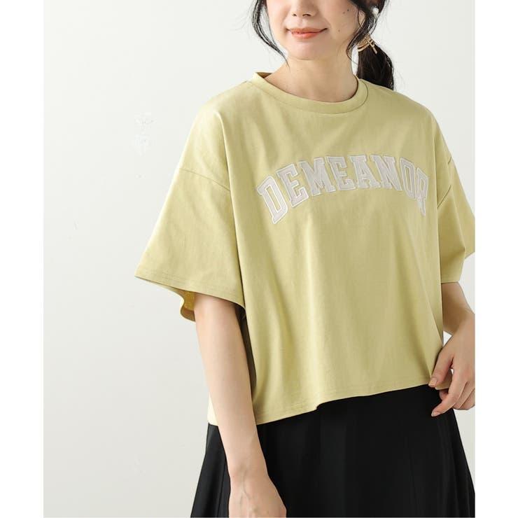 OE天竺ロゴTシャツ | frames RAY CASSIN | 詳細画像1