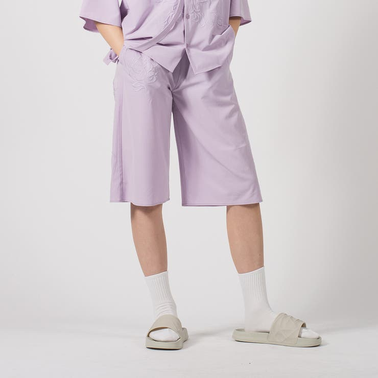 REGIEVOのパンツ・ズボン/ショートパンツ   詳細画像