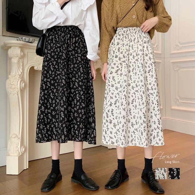 Riffのスカート/ロングスカート・マキシスカート | 詳細画像