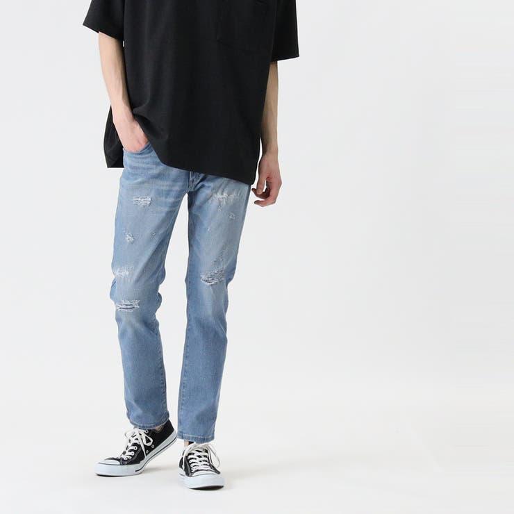 Right-on【MEN】のパンツ・ズボン/テーパードパンツ   詳細画像