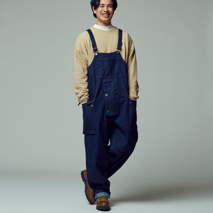 Right-on【MEN】のパンツ・ズボン/オールインワン・つなぎ   詳細画像