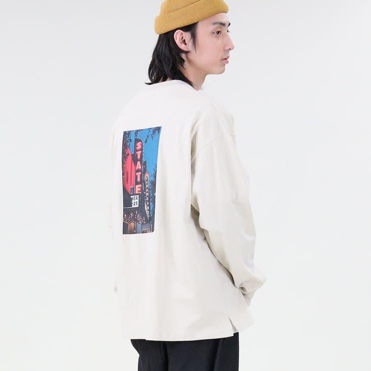 Right-on【MEN】のトップス/カットソー   詳細画像