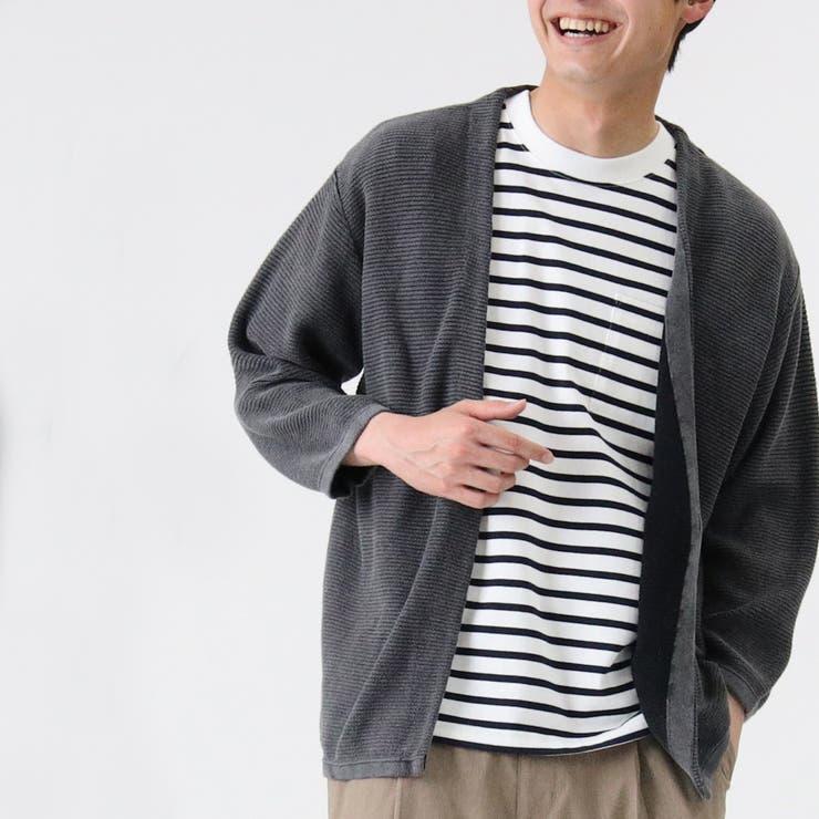 Right-on【MEN】のトップス/カーディガン   詳細画像