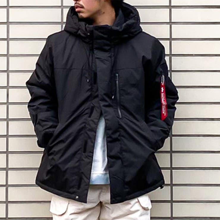 アバランチライトジャケット メンズ おしゃれ | Right-on【MEN】 | 詳細画像1