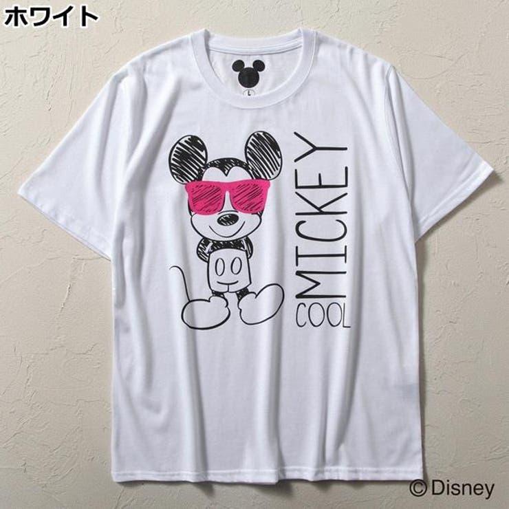 ミッキーマウスTシャツ メンズRight-on,ライトオン,6272-8320,DISNEY,ディズニー