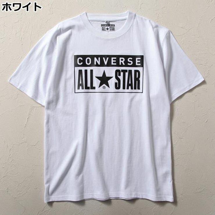 ロゴTシャツ メンズRight-on,ライトオン,6273-8066,CONVERSE,コンバース