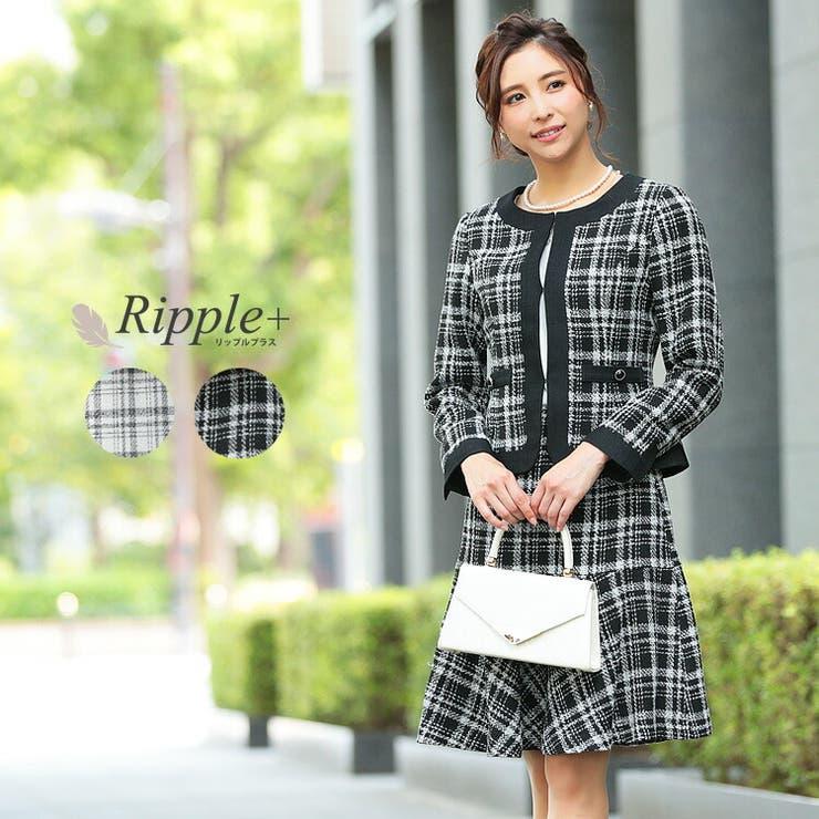 スーツ レディース スカート | Ripple+  | 詳細画像1
