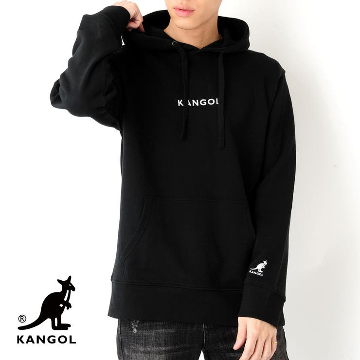 KANGOL センター&袖刺繍 スウェット | ROCK STE  | 詳細画像1