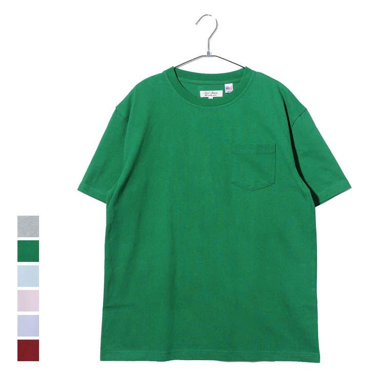USAコットンビッグ半袖Tシャツ メンズ USA   ROCK STE    詳細画像1