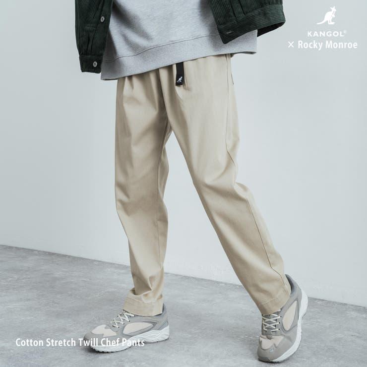 KANGOL カンゴール シェフパンツ   Rocky Monroe   詳細画像1