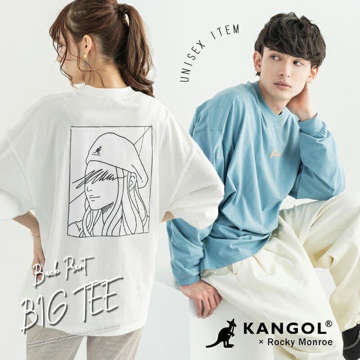 KANGOL カンゴール ロンT | Rocky Monroe | 詳細画像1