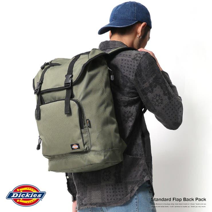 リュック Dickies ディッキーズ メンズ バックパック デイパック デイバッグ フラップ 鞄 カジュアル 6513